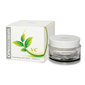 NOURISHING SKIN MASK - VITAMIN C